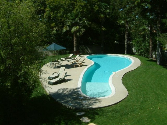 Swimming Pool at les écureuils